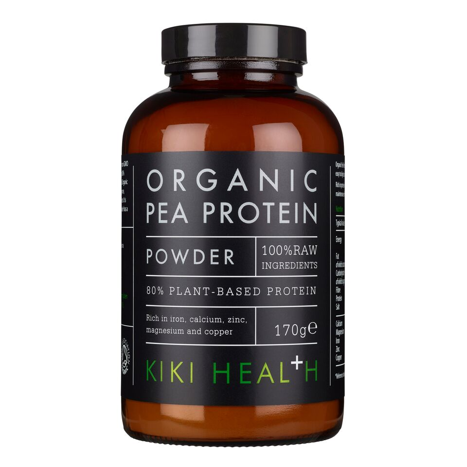 ORGANIC PEA PROTEIN-170g (ΠΡΩΤΕΪΝΗ ΑΡΑΚΑ)