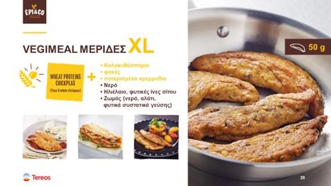 VEGGIE PIECES XL EPI&CO 200gr.P7402D02