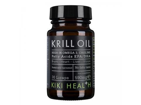 KRILL OIL 30 LICAPS (ΕΛΑΙΟ KRILL ΣΕ ΚΑΨΟΥΛΕΣ)