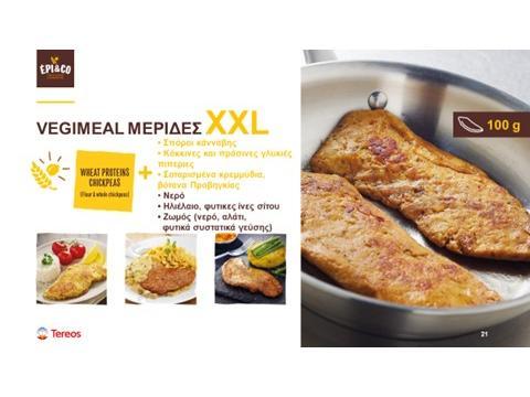 VEGGIE PIECES XXL EPI&CO 1kg..P7503D10